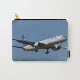 Air Astana Boeing 757 Carry-All Pouch