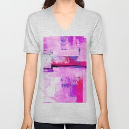It's Time For Dreaming No.1 by Kathy Morton Stanion Unisex V-Neck