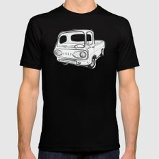 econoline pick-up Mens Fitted Tee Black X-LARGE