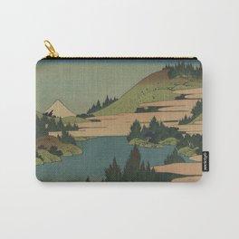 Hokusai  - Fuji Carry-All Pouch