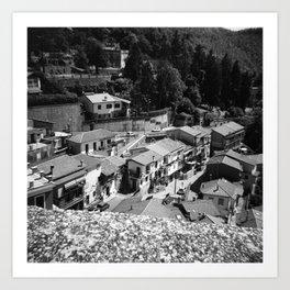 Rocca di Papa Art Print