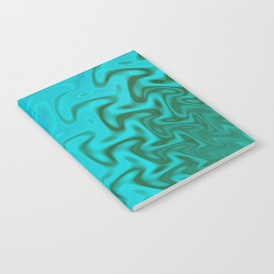 Ripples Fractal in Tropical Seas Notebook
