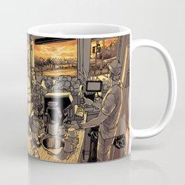 Middle child cafe Coffee Mug