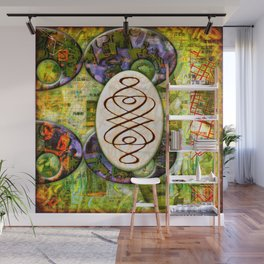 Andrea (#TheAccessoriesSeries) Wall Mural