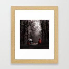 Eternal Love Poems Framed Art Print