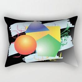 Colormix Rectangular Pillow