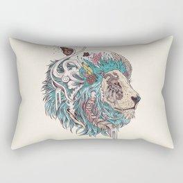 Unbound Autonomy (Blue) Rectangular Pillow