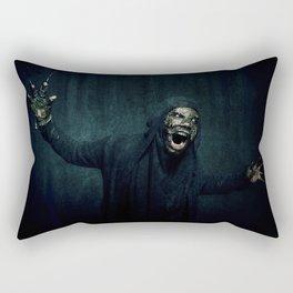 Boogie Horror: Mirror Mask - Attack! Rectangular Pillow