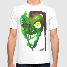 Goblin Mens Fitted Tee White MEDIUM