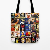 beer Tote Bags featuring BEER by Adidit