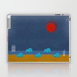 Hippo Parade Laptop & iPad Skin