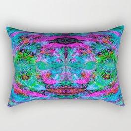 Hazy Visions V Rectangular Pillow