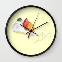 Temptation III Wall Clock