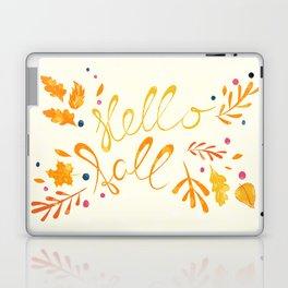 Hello Fall Laptop & iPad Skin