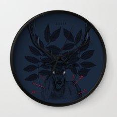 IIIIII Wall Clock