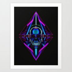 Phantoms Art Print