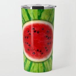 Watermelon <3 Travel Mug