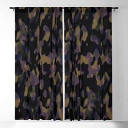 Pattern Camouflage Blackout Curtain