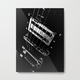 6 Strings Of Joy Metal Print