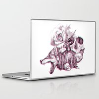 3d Laptop & iPad Skins featuring 3D by dogooder
