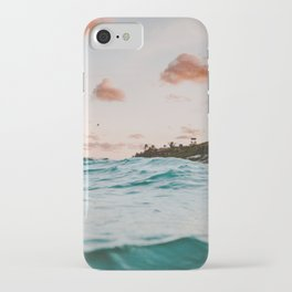 summer sunset iv iPhone Case