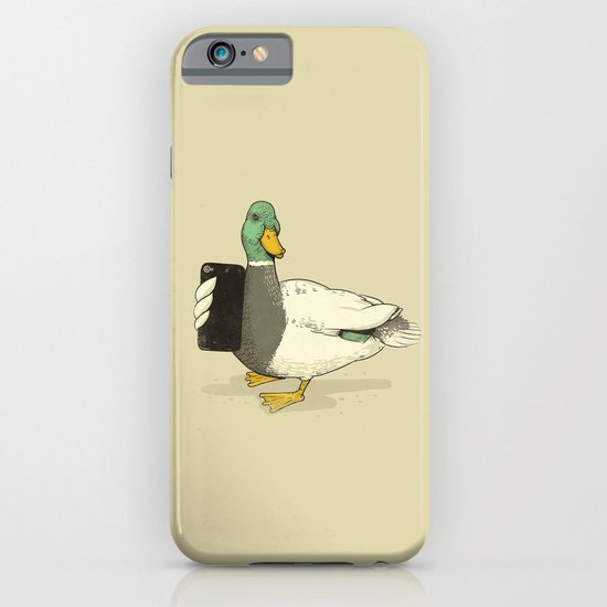Duck Lips iPhone & iPod Case