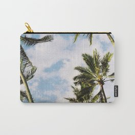 Palm tree in Cairns Carry-All Pouch