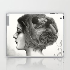 Requiro - pencil drawing Laptop & iPad Skin