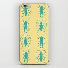 Beetle Grid V2 iPhone & iPod Skin