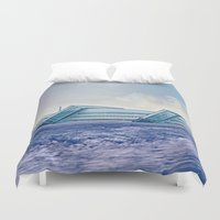 business Duvet Covers featuring Business by Truly Juel