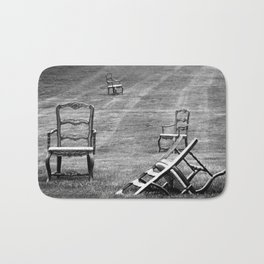Dining Room Chairs Bath Mat