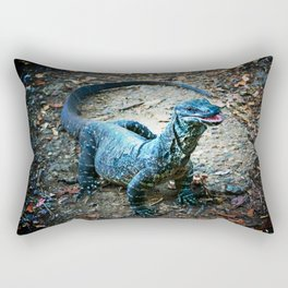 Lazy Lace Monitor Rectangular Pillow