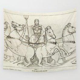 Kupferstich (1795) Wall Tapestry