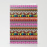 aztec Stationery Cards featuring AZTEC by Acus