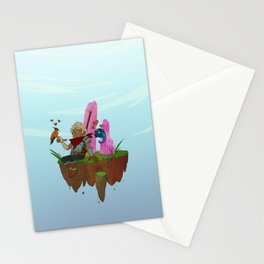 Bastion - The Kid Stationery Cards