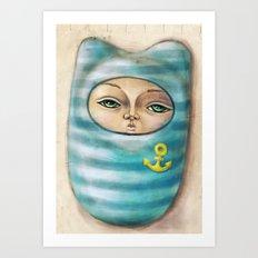 Sea Soul 2 Art Print