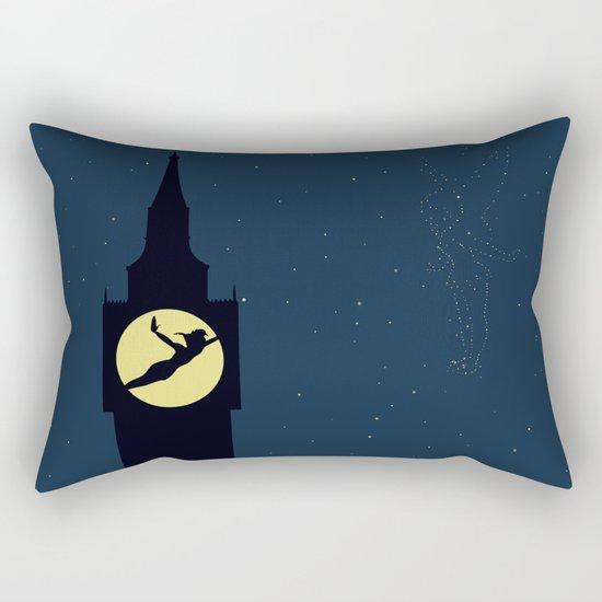 Peter Pan (no title) Rectangular Pillow