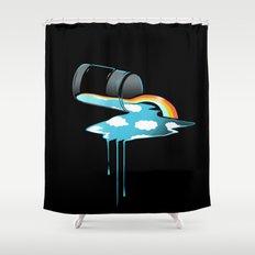 Sky in a Jar Shower Curtain