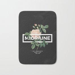TOP Migraine Bath Mat
