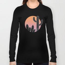 SU N S E T Long Sleeve T-shirt