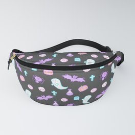 Pixelated Halloween (Pastel) Fanny Pack