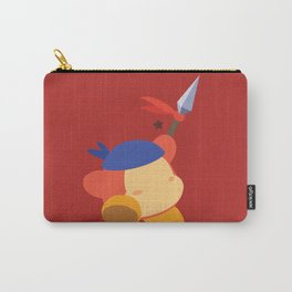 Bandana Dee (Red) Carry-All Pouch