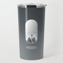 Bittersweet Pill II Travel Mug