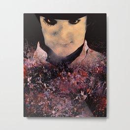 alex Metal Print