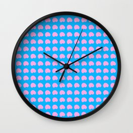 Pattern 1 Wall Clock