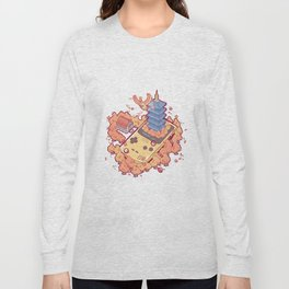 Pocket Monster V2 - Ho-Oh Long Sleeve T-shirt