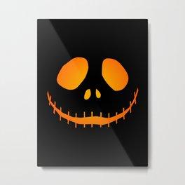 Black Jack Metal Print