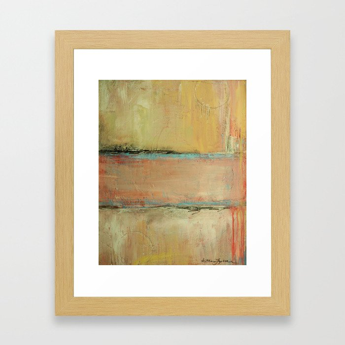 Evolve Framed Art Print