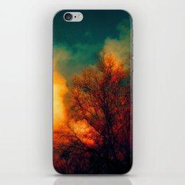 Violent Autumn #1 iPhone Skin