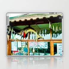 Pretty storefront. Laptop & iPad Skin